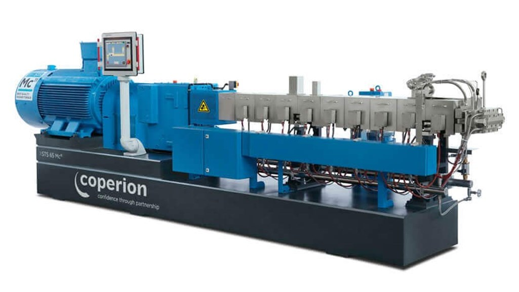 Coperion STS 65 Mc11 Twin Screw Extruder